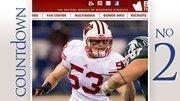 University of WisconsinRank: 122011 Record: 11-3OSU game: Nov. 17 (at Wisconsin)