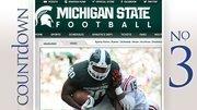 Michigan State UniversityRank: 142011 Record: 11-3OSU game: Sept. 29 (at Michigan State)