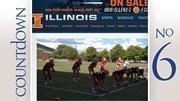 University of IllinoisRank: 462011 Record: 7-6OSU game: Nov. 3 (at Ohio State)