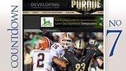 Purdue UniversityRank: 612011 Record: 7-6OSU game: Oct. 20 (at Ohio State)