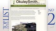 No. 2: Okuley Smith LLCLocal patent attorneys: 4Total attorneys: 9