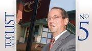 No. 5: Mark Yale Position: CFO, Glimcher Realty Trust2010 salary: $539,2742011 salary: $1 millionIncrease: $94%