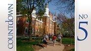 No. 5: Otterbein University Where: Westerville Undergradute fees: $29,550