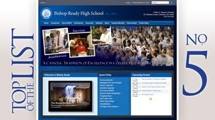 Bishop Ready High SchoolEnrollment: 440Tuition: $8,100