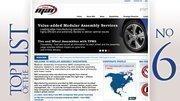 Modular Assembly Innovations LLC2012 revenue: $1.07 billionCentral Ohio employees: 174