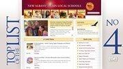 New Albany-Plain Local Schools2011-12 Enrollment: 4,300Change: 2.6%