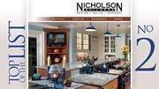 No. 2: Nicholson Builders Inc. 2011 Central Ohio remodeling volume: $3.7 million