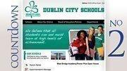 No. 2: Dublin City Score: 106.94 County: Franklin Enrollment: 13,614 Statewide rank: 40
