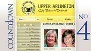 No. 4: Upper Arlington City Score: 106.83 County: Franklin Enrollment: 5,542 Statewide rank: 44