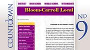 No. 9: Bloom-Carroll Local Score: 103.83 County: Fairfield Enrollment: 1,714 Statewide rank: 114