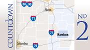 County: HarrisonUtica shale permits: 80