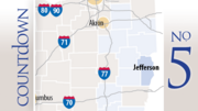 County: JeffersonUtica shale permits: 33