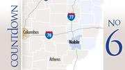 County: NobleUtica shale permits: 32