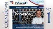 No. 1: Pacer International Inc. Short interest: 18.7%