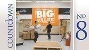 No. 8: Big Lots Inc. Short interest: 7.5%