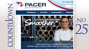Pacer International Inc.Oct. 9, 2007: $17.63Oct. 8, 2012: $3.92Percent change: -77.8%