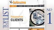 No. 1: Kokosing Group Location: Columbus2011 company revenue: $775 million