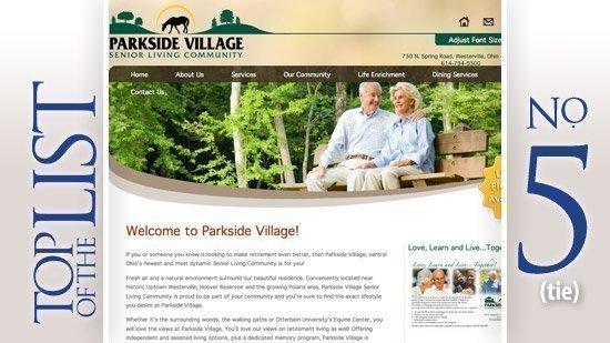 Parkside Village Assisted Living CenterLocation: 730 N. Spring Road, WestervilleLicensed capacity: 150