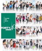 Forty Under 40 Class of 2012