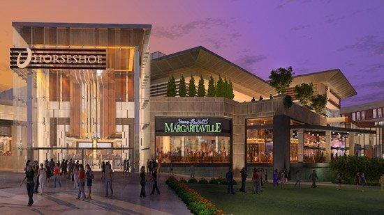 Horseshoe Casino Cincinnati will have 33,000 square feet of flexible banquet space.