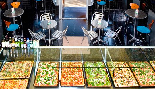 Miami-based Pizza Rustica will work toward opening new locations in Kuwait and Bahrain.
