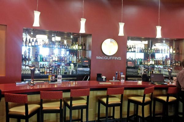AMC added a MacGuffins bar at its Easton theater this year. It wants to do the same in Dublin.