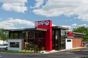 Interested customers can check one of the designs at the Wendy's restaurant on Bethel Road in Columbus.