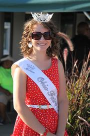 Stark County resident Madison Weber, 18, was named the 2012 Ohio Fair's Queen.