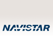 Navistar makes trucks, buses and other vehicles and once was known as International Harvester.