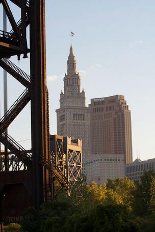 Cleveland's 19-member city council will lose two seats because of population decline.
