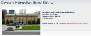 The Cleveland Metropolitan School District is searching for a new home, as it readies an auction of its E. Sixth Street headquarters.