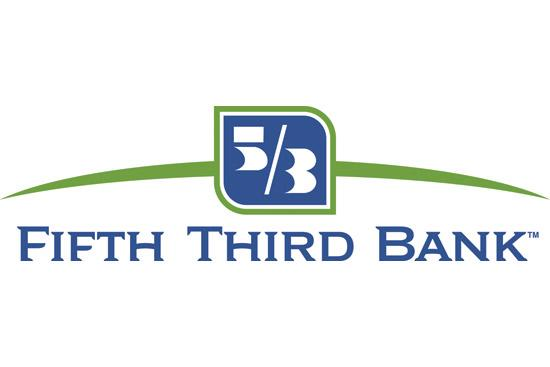 Fifth Third Bancorp repurchased nearly 5.5 million shares of its own stock at an average price of $13.71.