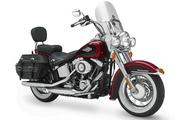 """Harley-Davidson says its 2012 Heritage Softail Classic combines """"original dresser spirit and modern touring capabilities. It starts at $17,349"""