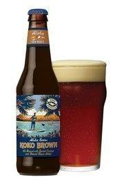 Kona Brewing's Koko Brown Nut Ale.