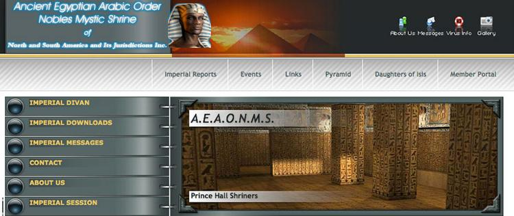 The Ancient Egyptian Arabic Order Nobles Mystic Shrine, a Masonic organization commonly known as the Prince Hall Shriners, is expected to convene in Cincinnati in 2015.