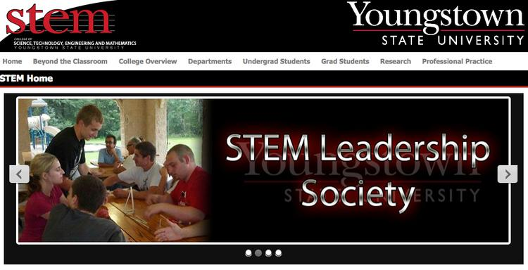 Youngstown State's STEM program is benefiting from a major donation by Siemens.