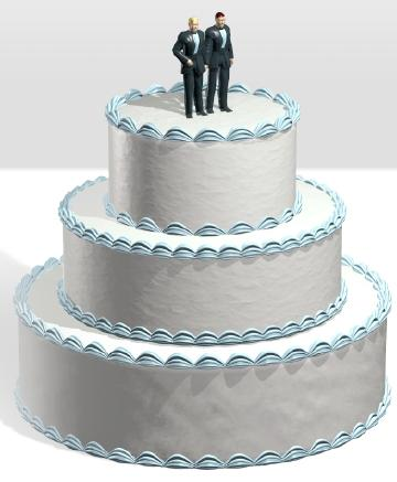 Same-sex marriage is expected to boost Maryland's hospitality industry, including cake makers.