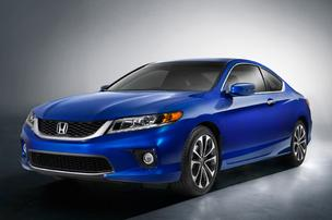 The 2013 Honda Accord went into production this week in Marysville.
