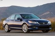 Honda Accord Rank: No. 4 Units sold in 2012: 331,872 Change from 2011: Up 40.8 percent