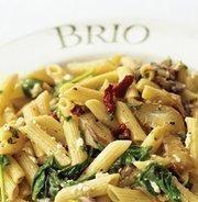 Penne Pasta at Brio.