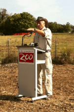 Jack Hanna to serve as grand marshal of Mid-Ohio's IndyCar race