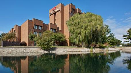 The Crowne Plaza Columbus North is in line for millions in renovations under new owners.