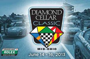 The Diamond Cellar Classic runs June 14-16 at Mid-Ohio Sports Car Course.