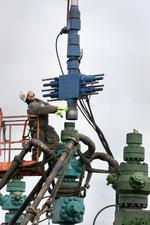 Fracking bill gets support from Sierra Club, energy industry