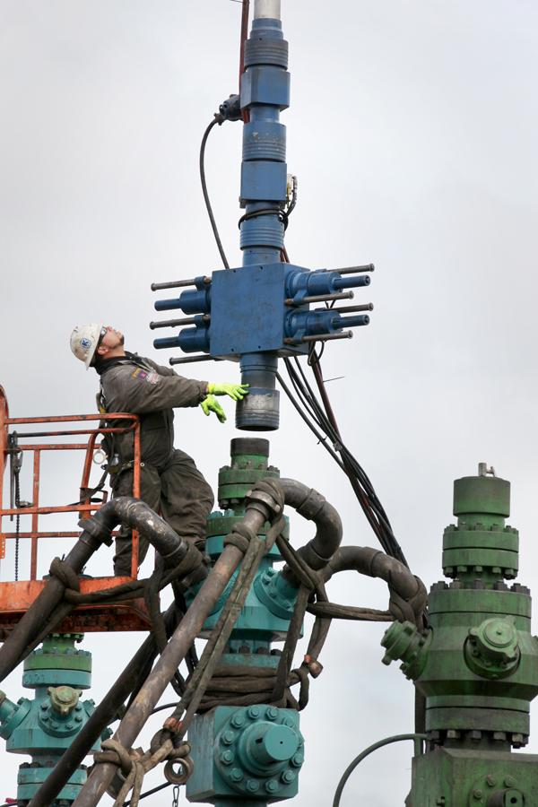 Foreign investment in U.S. shale is increasing, the U.S. Energy Information Administration has found.