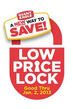 Giant Eagle locking in some prices through holidays