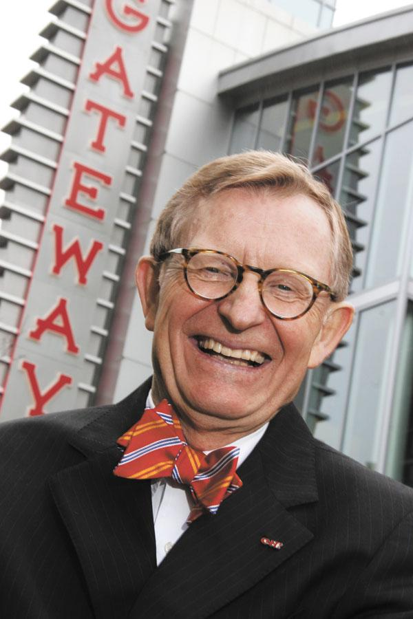 Gordon Gee was showered with praise for his tenure as Ohio State president at his final trustees meeting Friday.