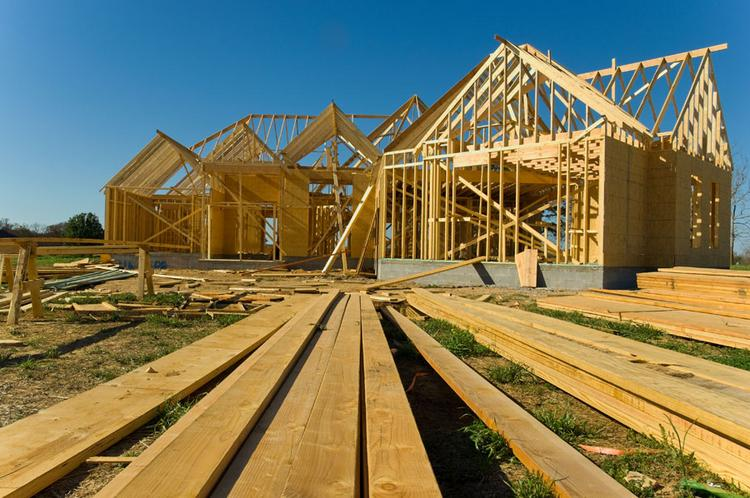 Housing construction is up nationally and in Central Ohio.