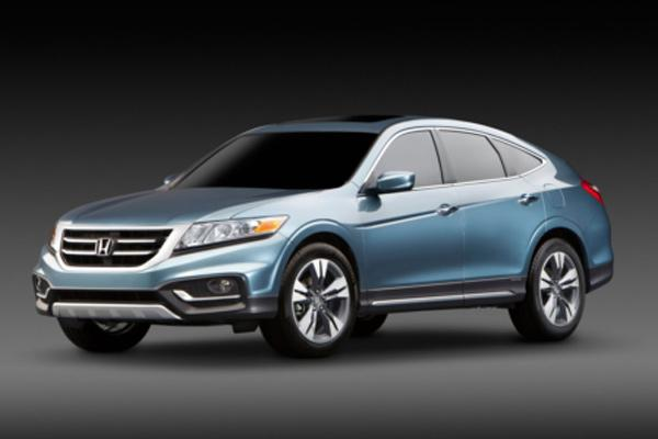 Honda unveiled its 2013 Crosstour model at the New York International Auto Show.