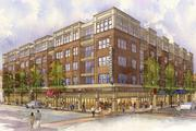 The Hubbard will replace the failed Ibiza project in the Short North.